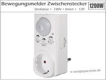 zwischenstecker usb steckdose steckdosen bewegungsmelder adapter schalter 230v ebay. Black Bedroom Furniture Sets. Home Design Ideas