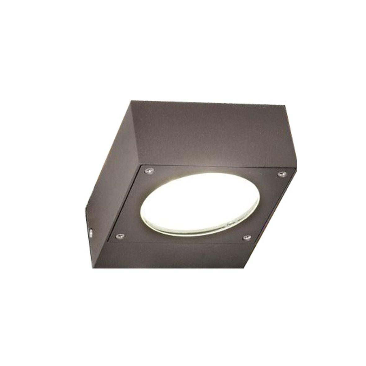 led au en leuchten leuchte feuchtraum garten haus spot strahler au enstrahler ebay. Black Bedroom Furniture Sets. Home Design Ideas