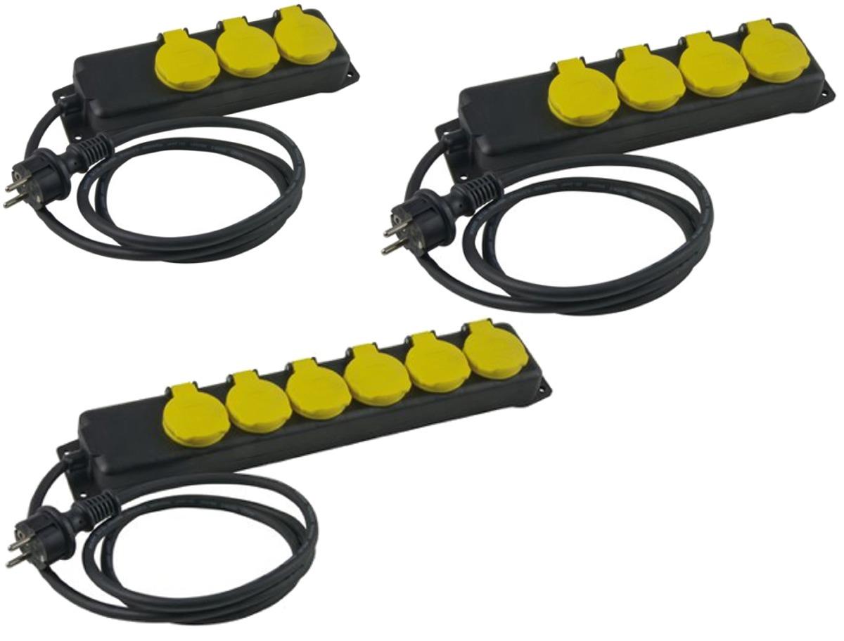 dribox 330 verteilerbox verteiler box xxl ip55 kabelbox feuchtraum kabel garten ebay. Black Bedroom Furniture Sets. Home Design Ideas