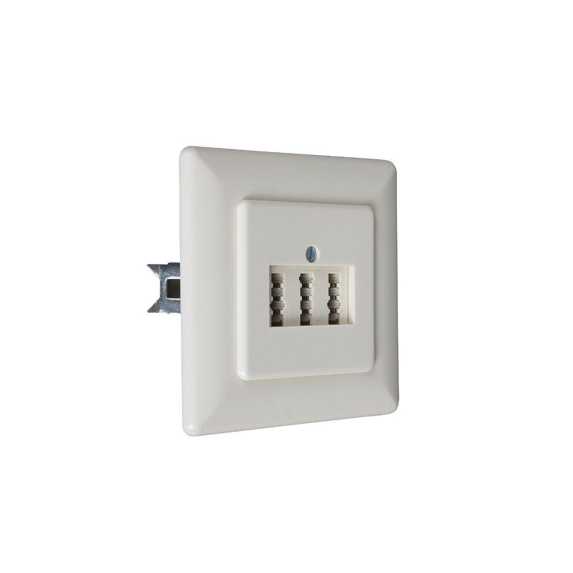 porto luxus design unterputz einsatz schalter up schuko steckdose glas metall ebay. Black Bedroom Furniture Sets. Home Design Ideas
