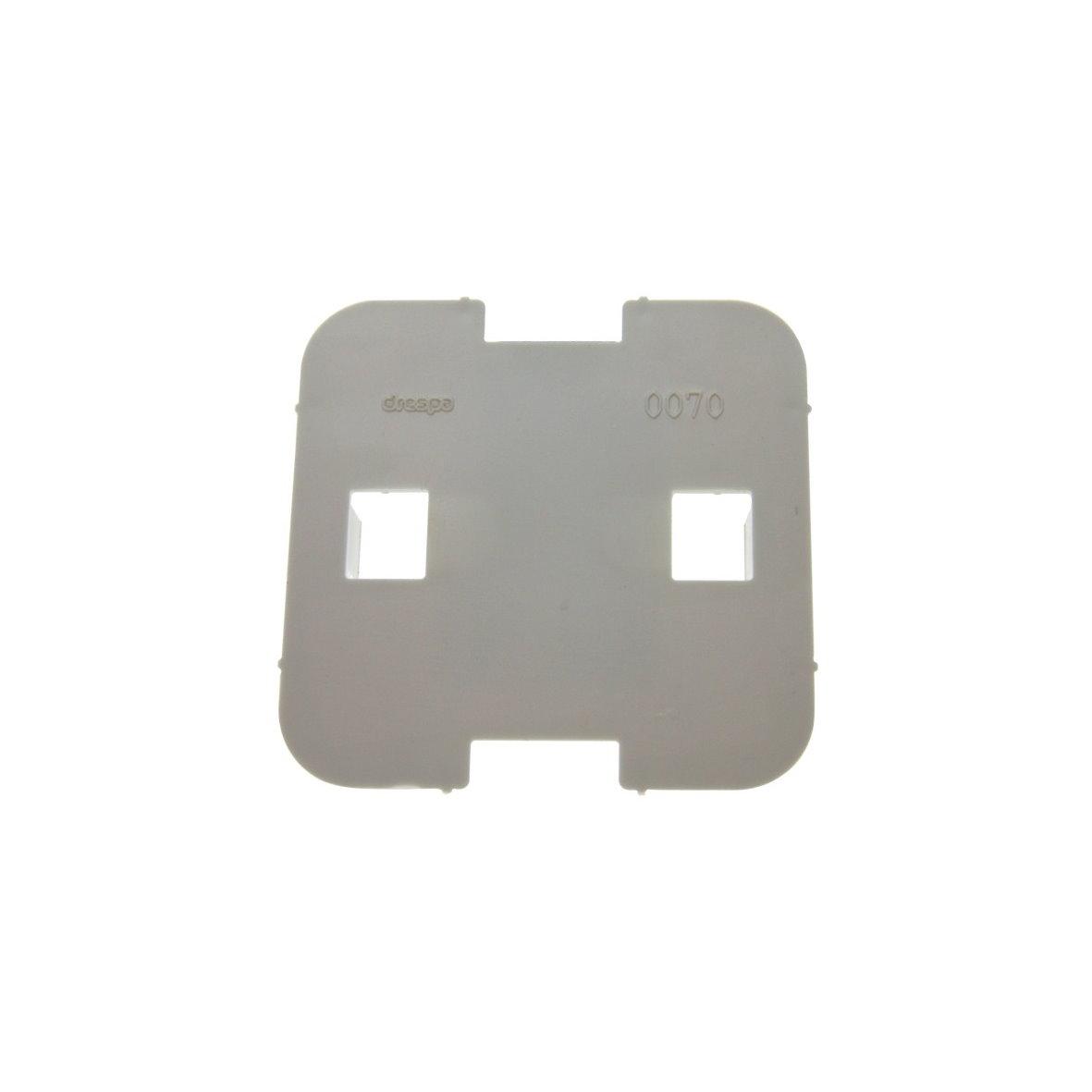 Aufputz-Aufbau-Schalter-Programm-Serie-Steckdose-Einschalter-Ausschalter-2-Fach
