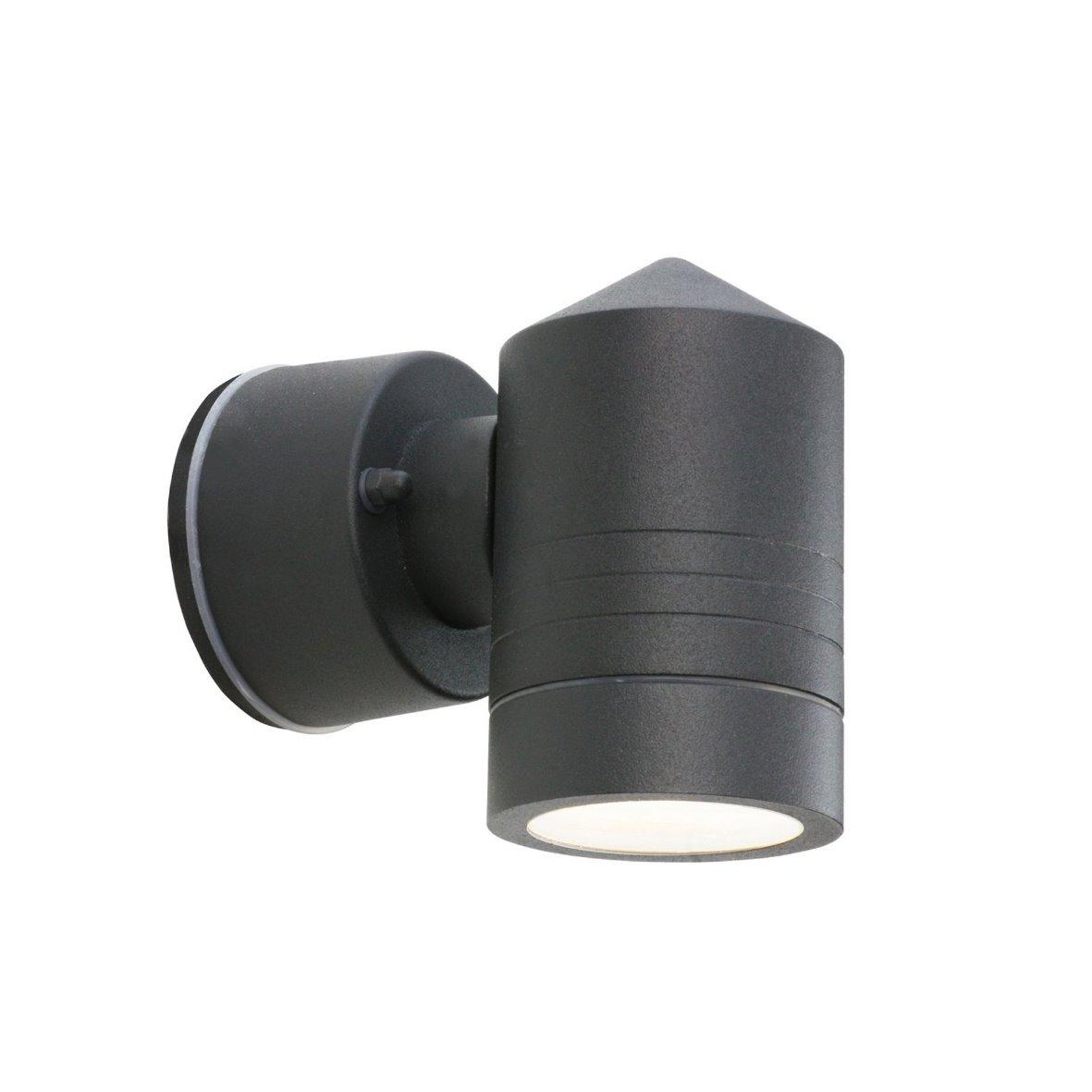led aussen au en wandleuchte leuchte lampe wand. Black Bedroom Furniture Sets. Home Design Ideas