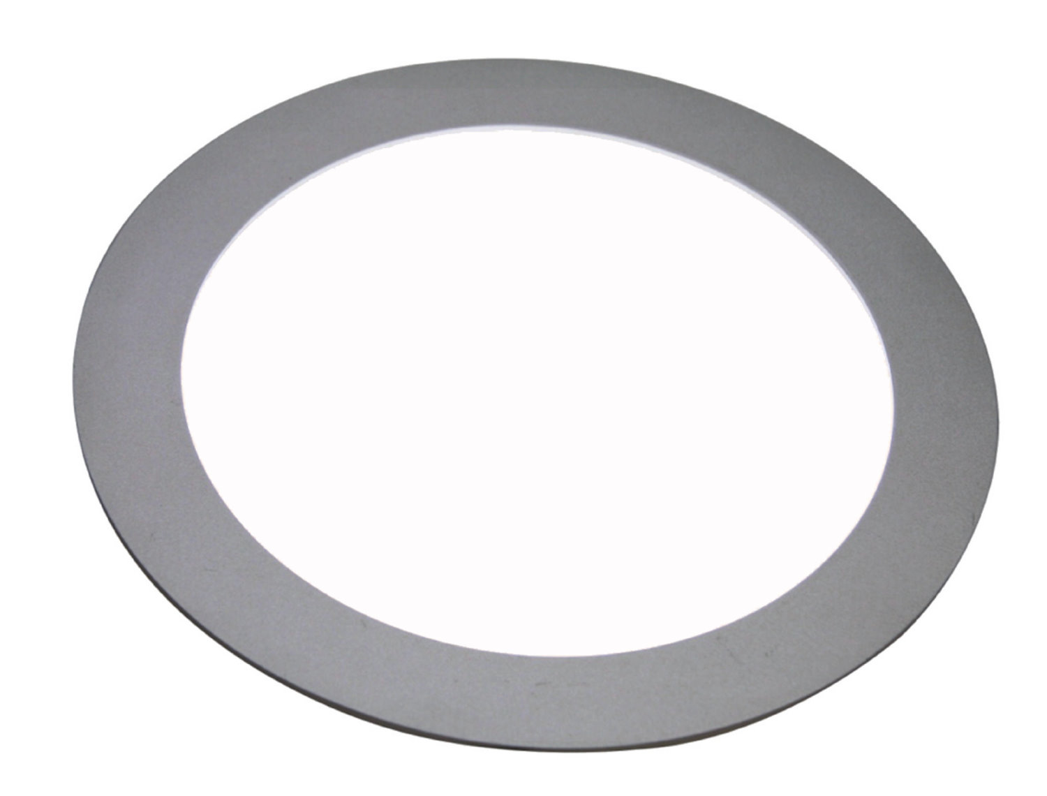 Smd led panel dimmable ceiling lamp light ceiling light for Deckenleuchte rund flach