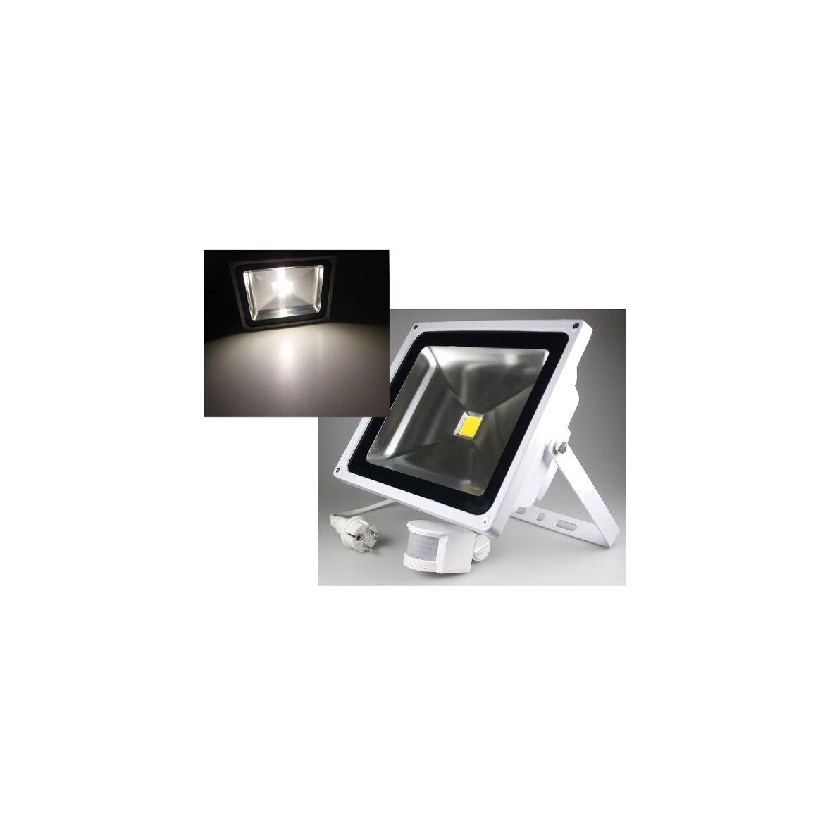 led cob aussenstrahler strahler fluter flutlicht ip65. Black Bedroom Furniture Sets. Home Design Ideas