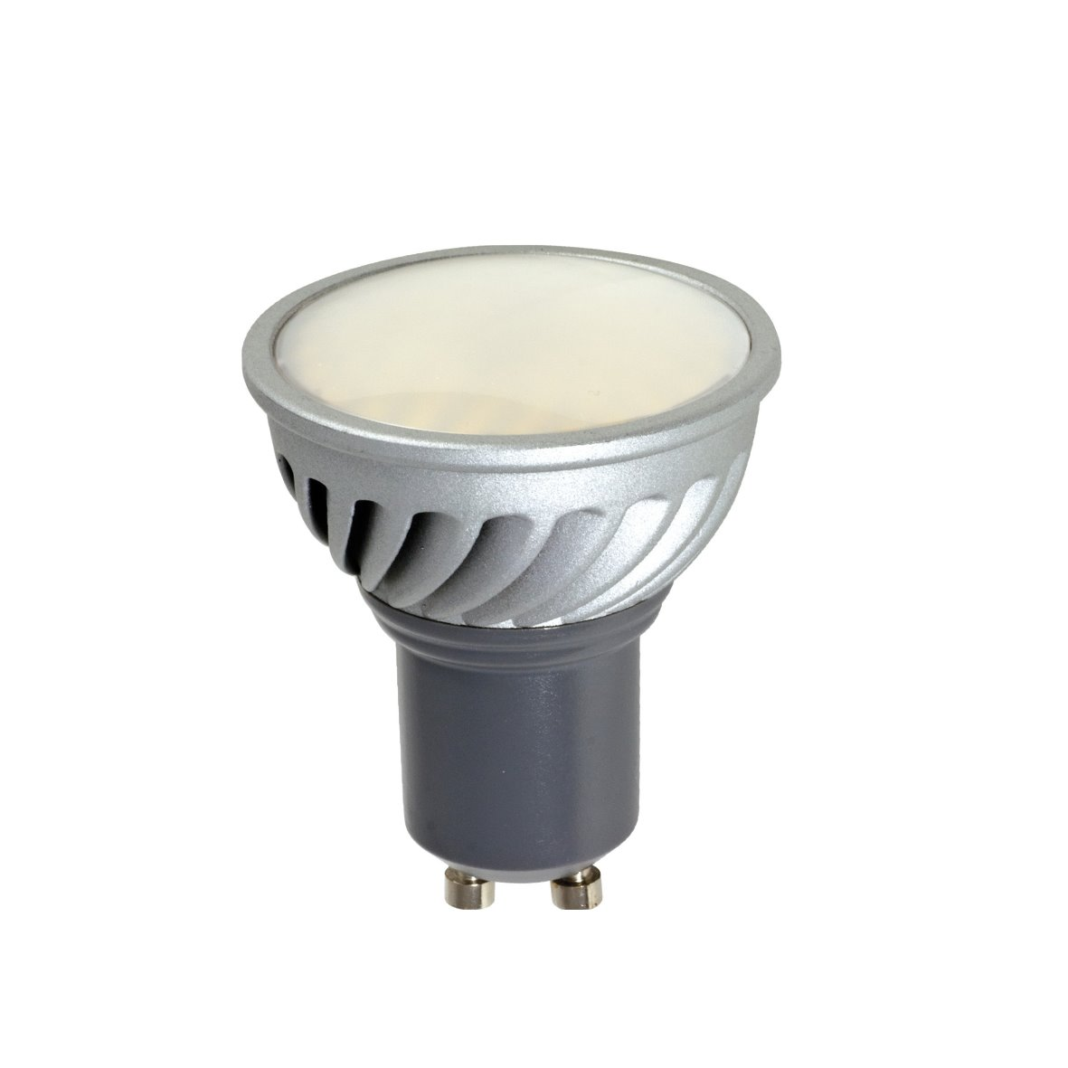 heitronic led spot 70er smd dimmable frosted glass bulbs