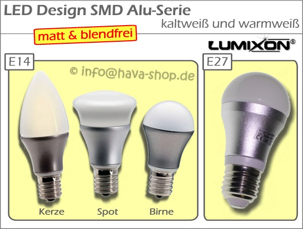 lumixon led smd 5w e27 e14 alu ball leuchtmittel kerze spot birne kugel matt ebay. Black Bedroom Furniture Sets. Home Design Ideas