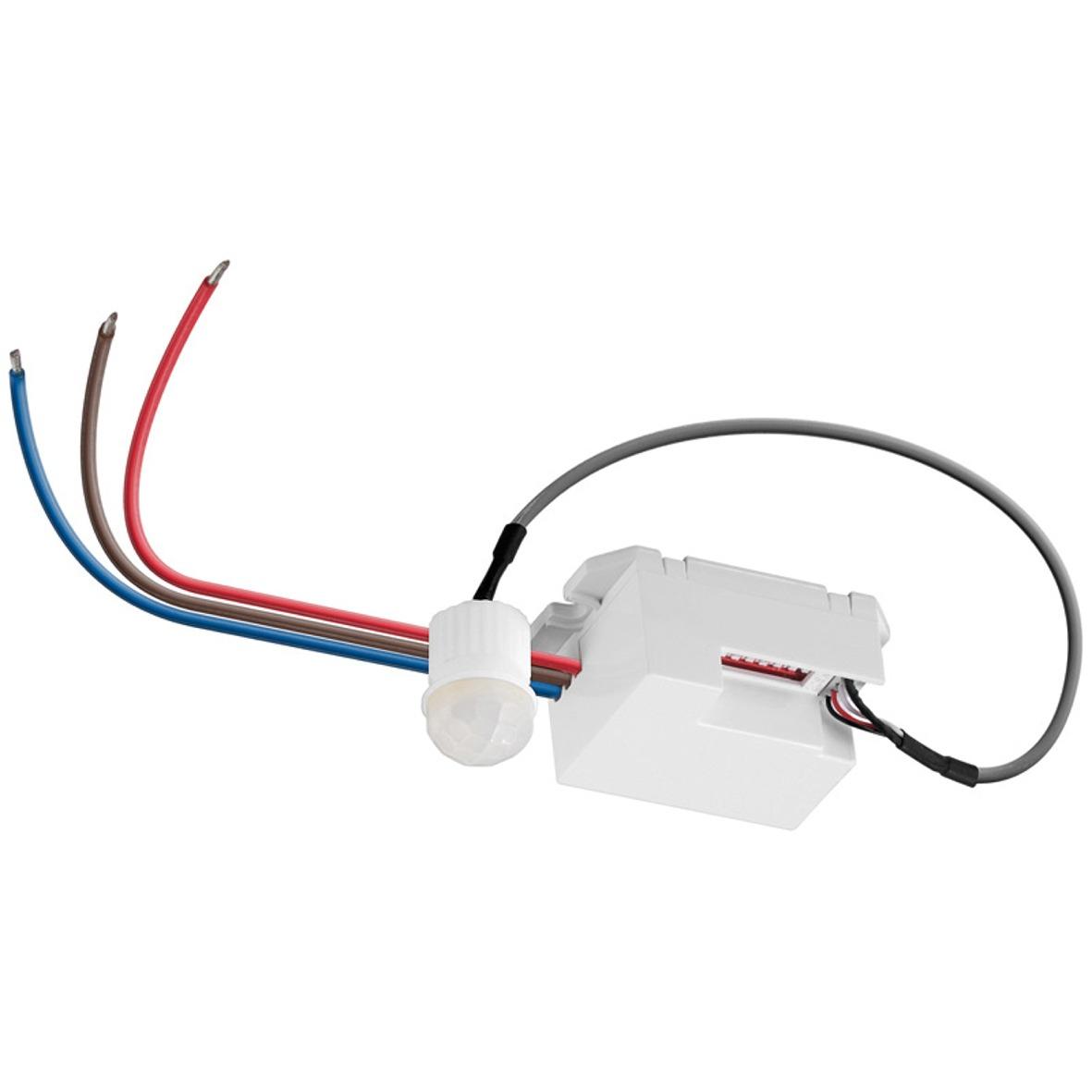 Solar LED Garten - Sicherheits-Spotlight mit 3in1-Bewegungsmelder