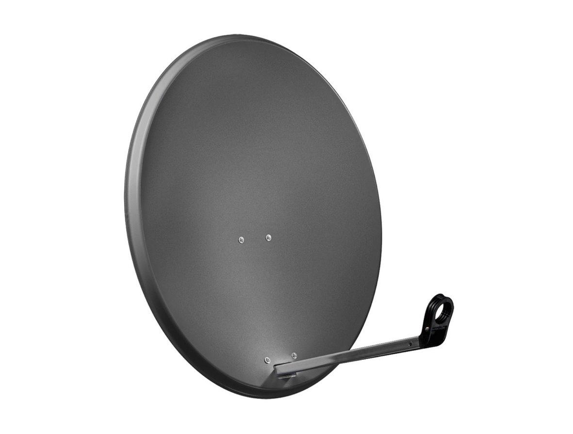 Goobay aluminium sat sch ssel antenne satellite spiegel for Artikel spiegel