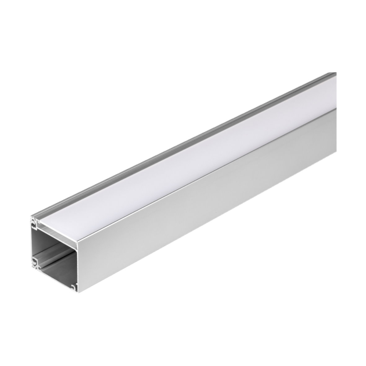 39 9 m led alu profil eloxiert abdeckung aluprofil aluminium lichtband ebay. Black Bedroom Furniture Sets. Home Design Ideas