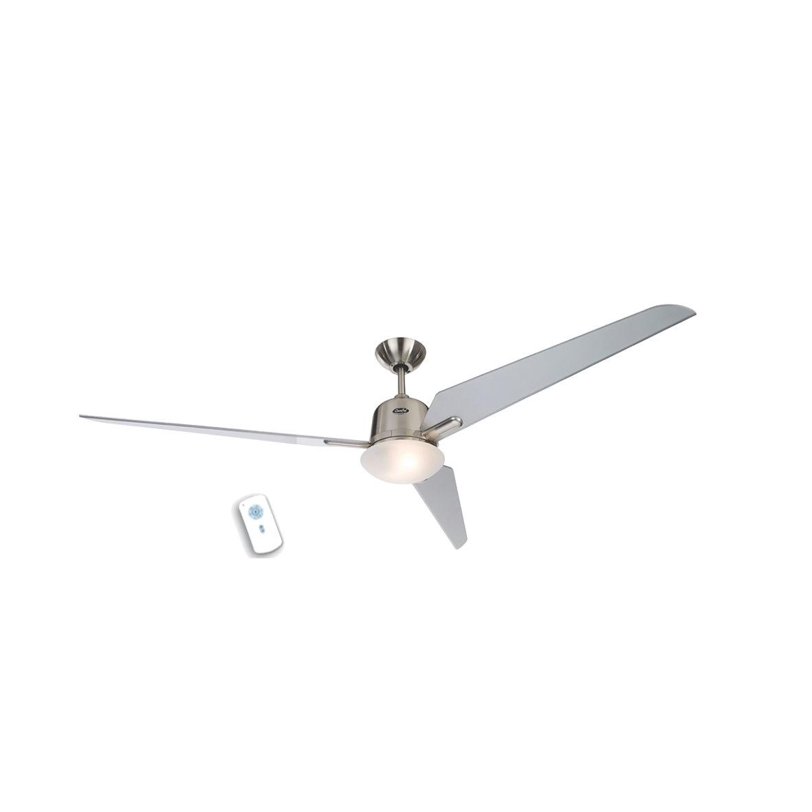 casafan deckenventilator decke ventilator eco beleuchtung leuchte ceiling fan ebay. Black Bedroom Furniture Sets. Home Design Ideas