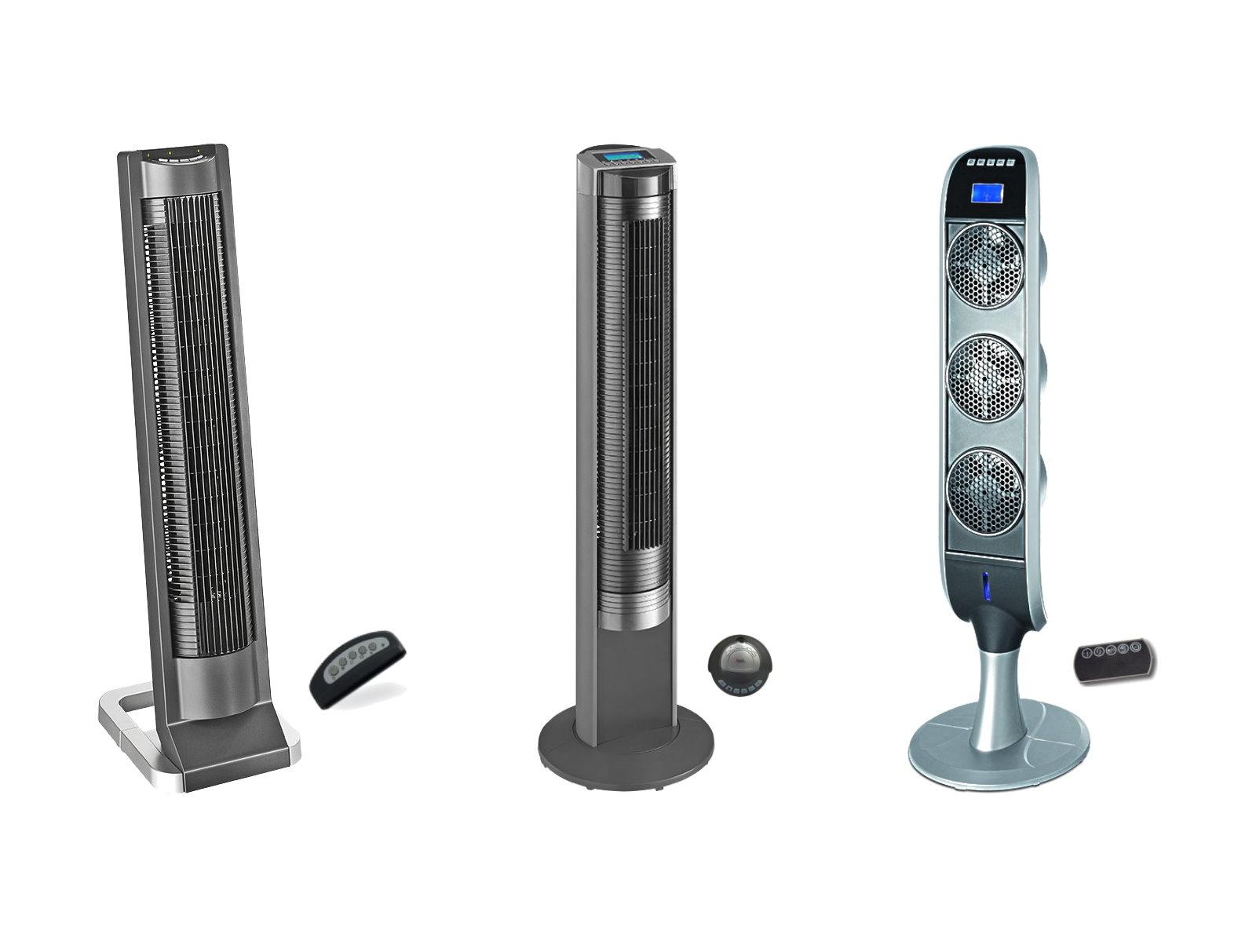 ventilator towerventilator s ulenventilator fernbedienung. Black Bedroom Furniture Sets. Home Design Ideas