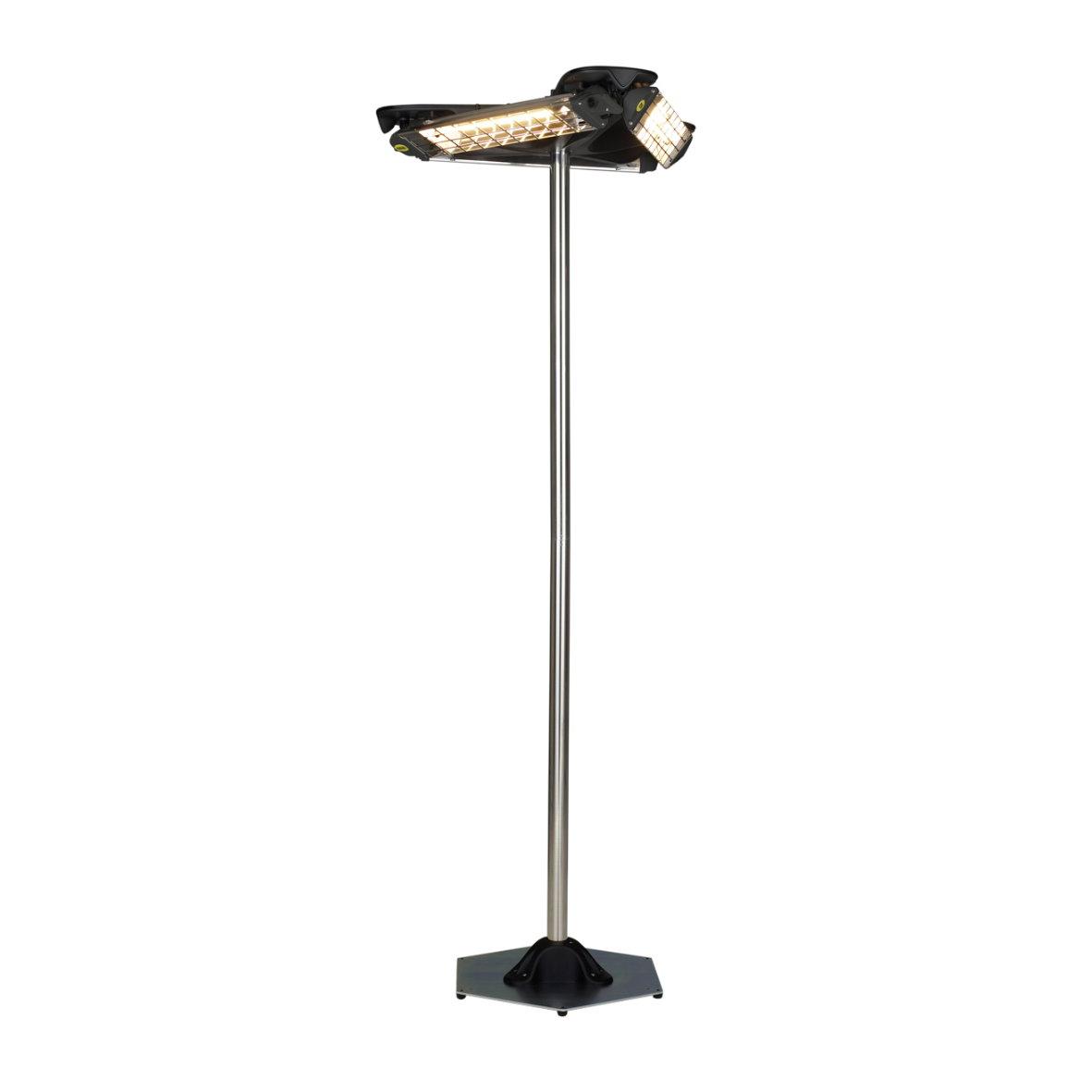 profi infrarot heizstrahler ip65 3600w 3er. Black Bedroom Furniture Sets. Home Design Ideas