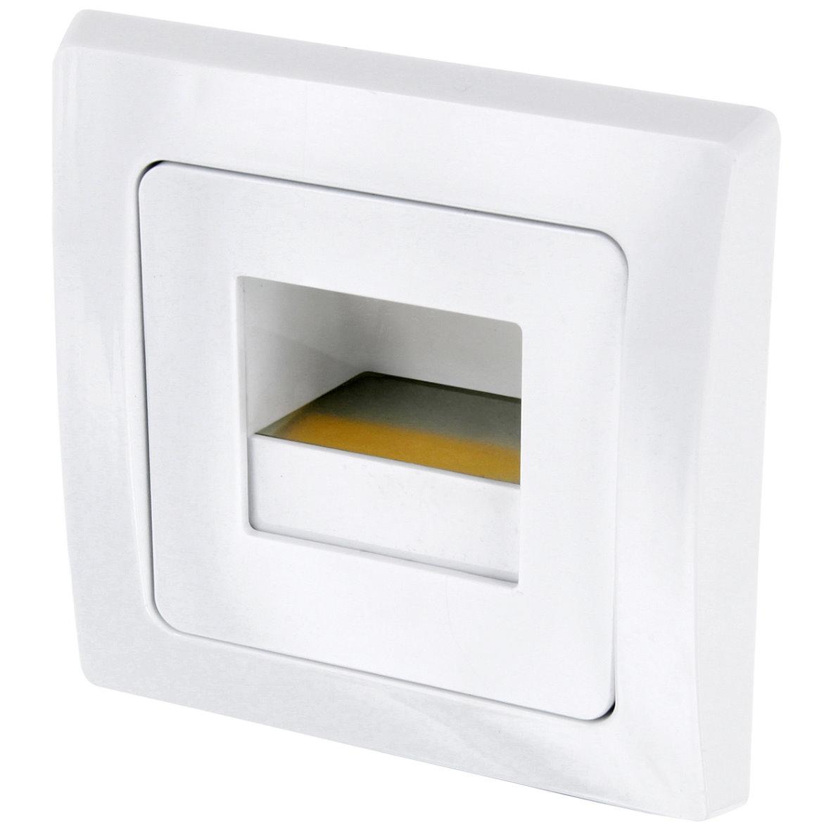 Led einbau stufenleuchte wandeinbauleuchte treppenlicht for Fenster 50x50