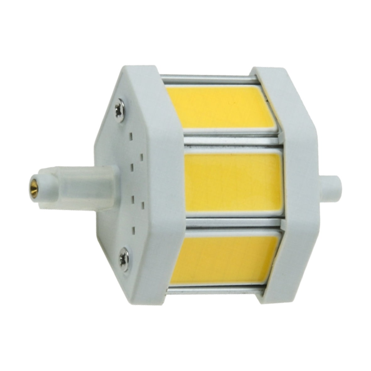 led leuchtmittel cob r7s dimmbar dimmable 78 118 mm deckenfluter halogen stab ebay. Black Bedroom Furniture Sets. Home Design Ideas