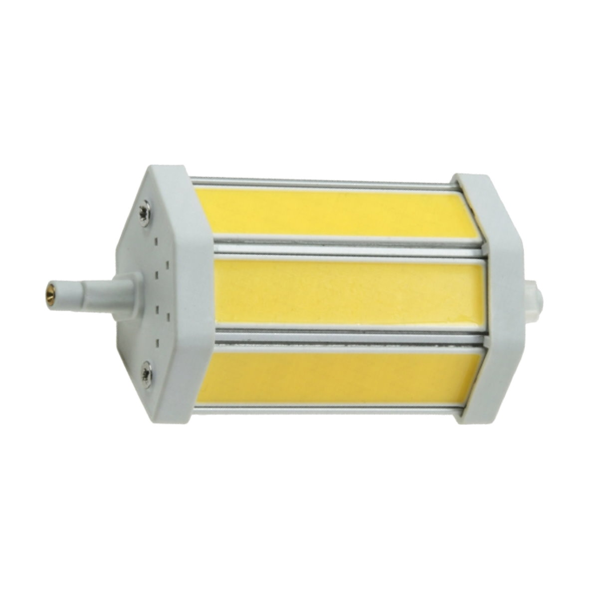 led leuchtmittel cob r7s dimmbar dimmable 78 118 mm deckenfluter stab halogen ebay. Black Bedroom Furniture Sets. Home Design Ideas