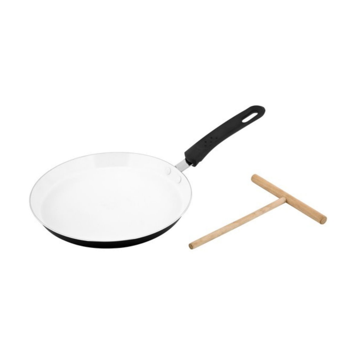 induction pancake crep crepes pan pancake pan pancake crepespfanne ebay. Black Bedroom Furniture Sets. Home Design Ideas