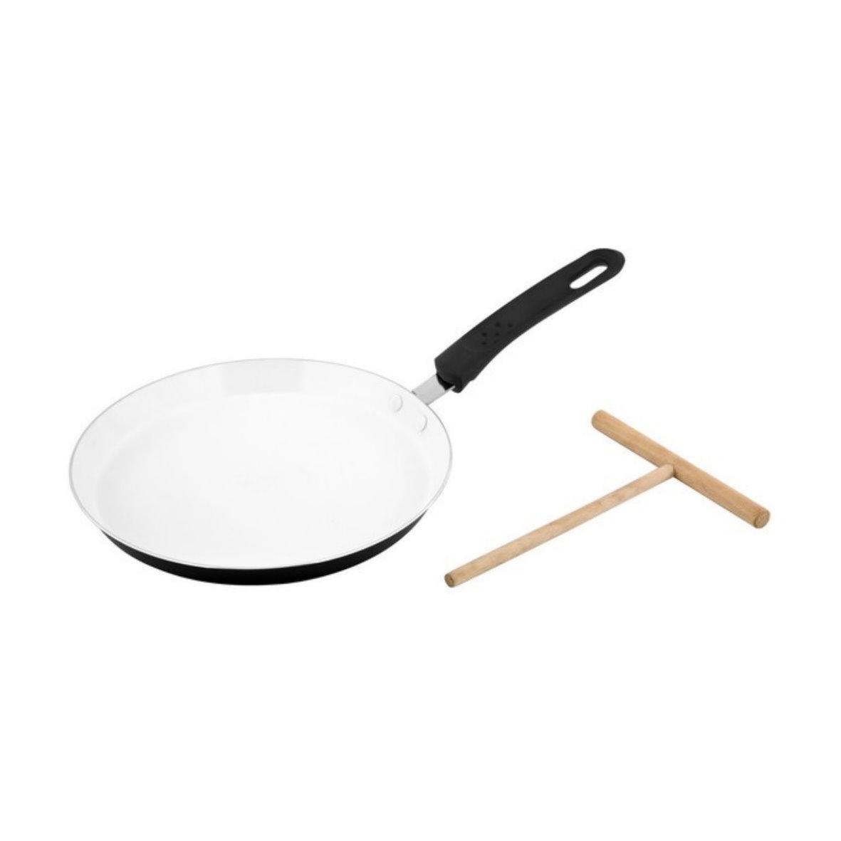 induction pancake crep crepes pan pancake pan pancake crepespfanne ebay. Black Bedroom Furniture Sets. Home Design Ideas