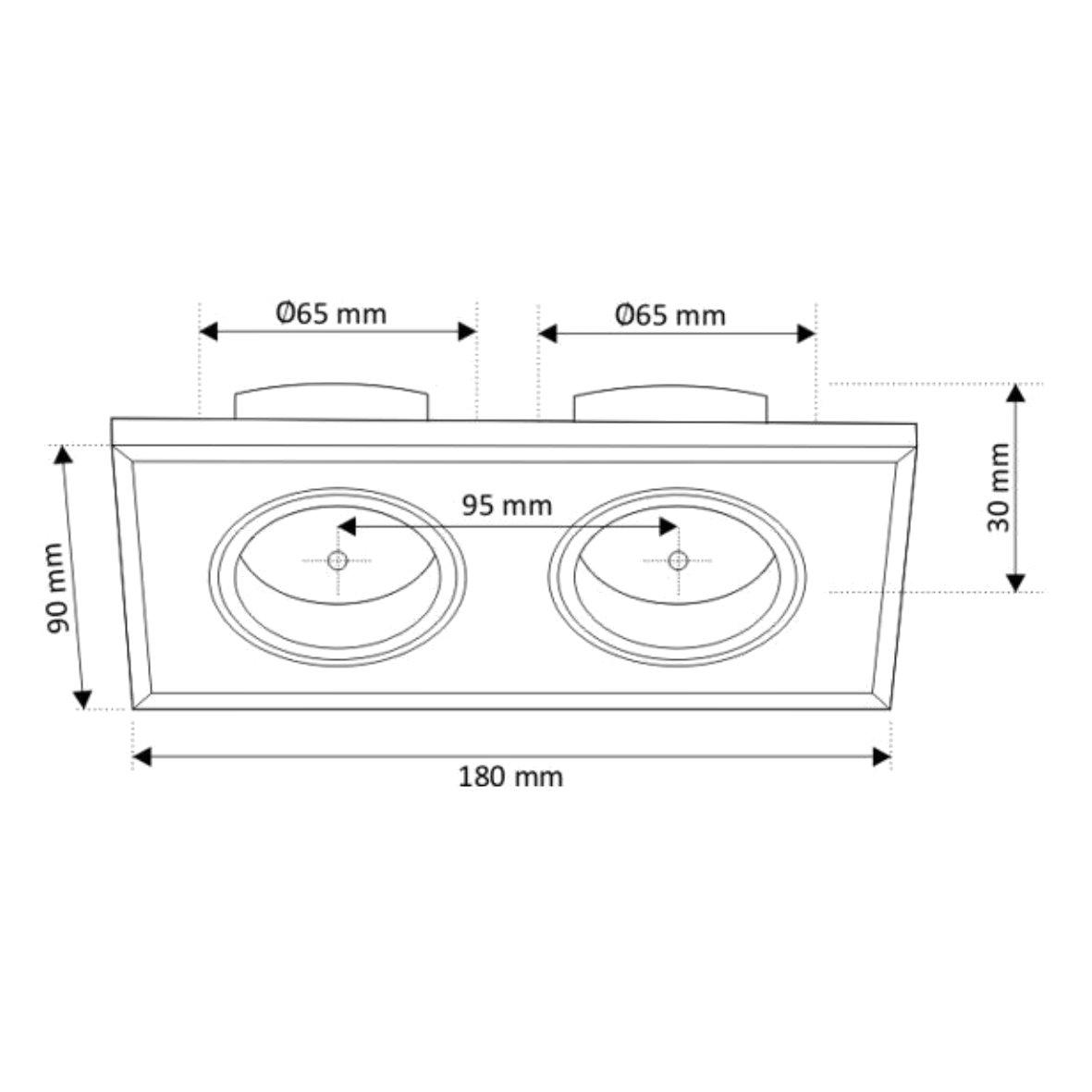 glas einbauleuchte spot strahler kristall einbaurahmen einbaustrahler einbau ebay. Black Bedroom Furniture Sets. Home Design Ideas