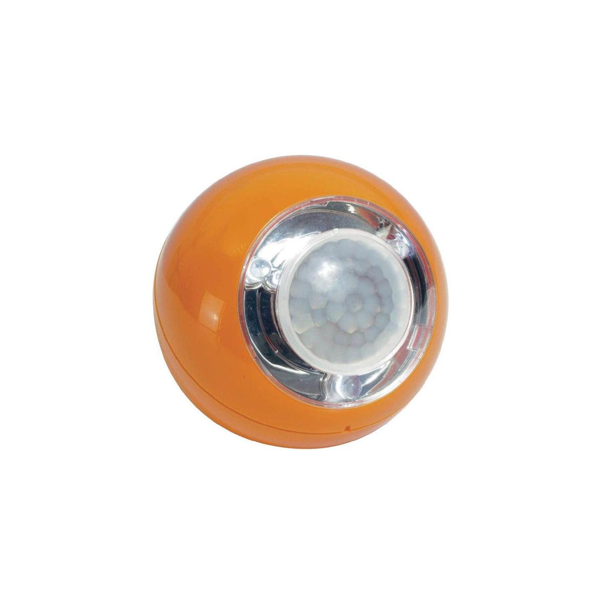 gev led lichtball licht ball lampe bewegungsmelder sensor magnet batterie tisch ebay. Black Bedroom Furniture Sets. Home Design Ideas