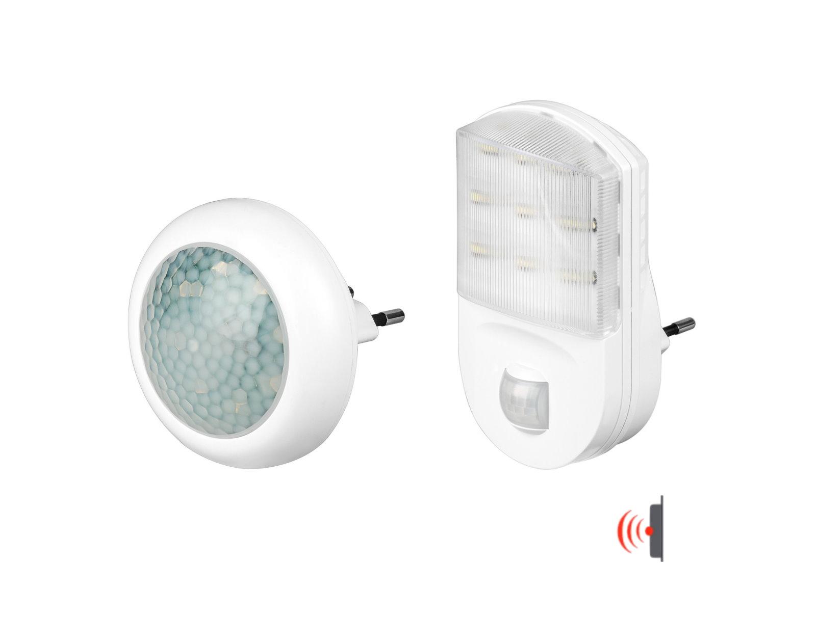 Goobay LED Nachtlicht Sensor