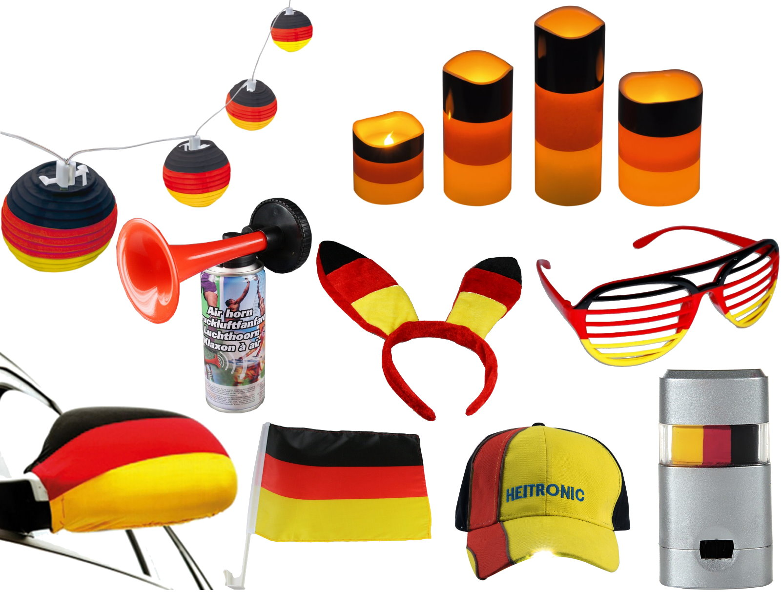 fanartikel deutschland germany wm 2014 brasilien fan artikel fussball brd party ebay. Black Bedroom Furniture Sets. Home Design Ideas