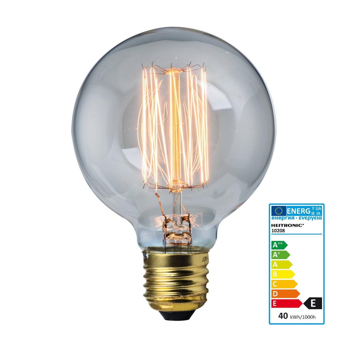 Glühbirne Deko vintage glühle glühbirne le retro antik 30er edison nostalgie