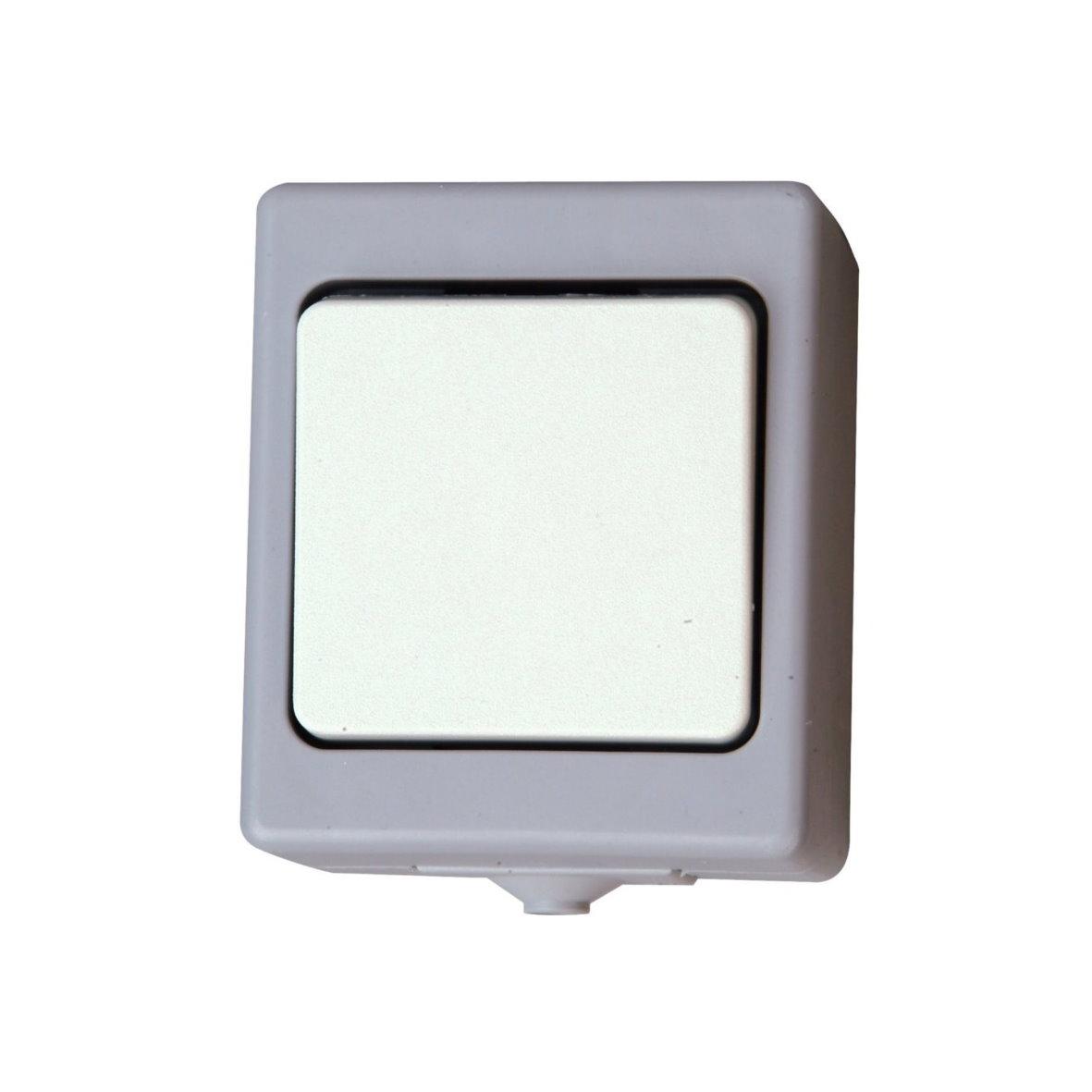 kopp aufputz feuchtraum schalter programm serie aufbau. Black Bedroom Furniture Sets. Home Design Ideas