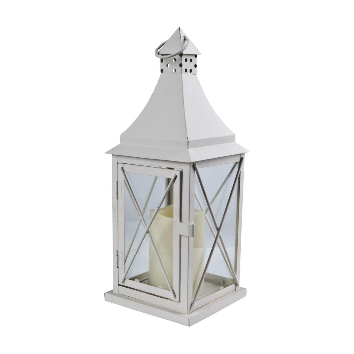 led laterne leuchte haus deko vintage lampe batterie. Black Bedroom Furniture Sets. Home Design Ideas