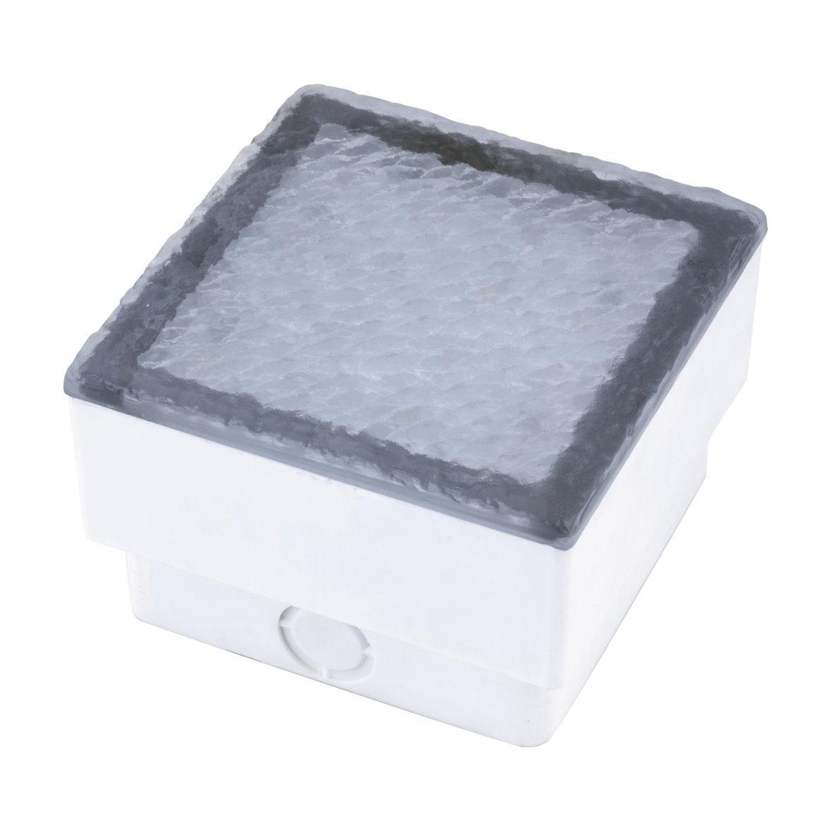 led bodeneinbauleuchte pflaster aussen ip67 boden leuchte einbau strahler 230v ebay. Black Bedroom Furniture Sets. Home Design Ideas