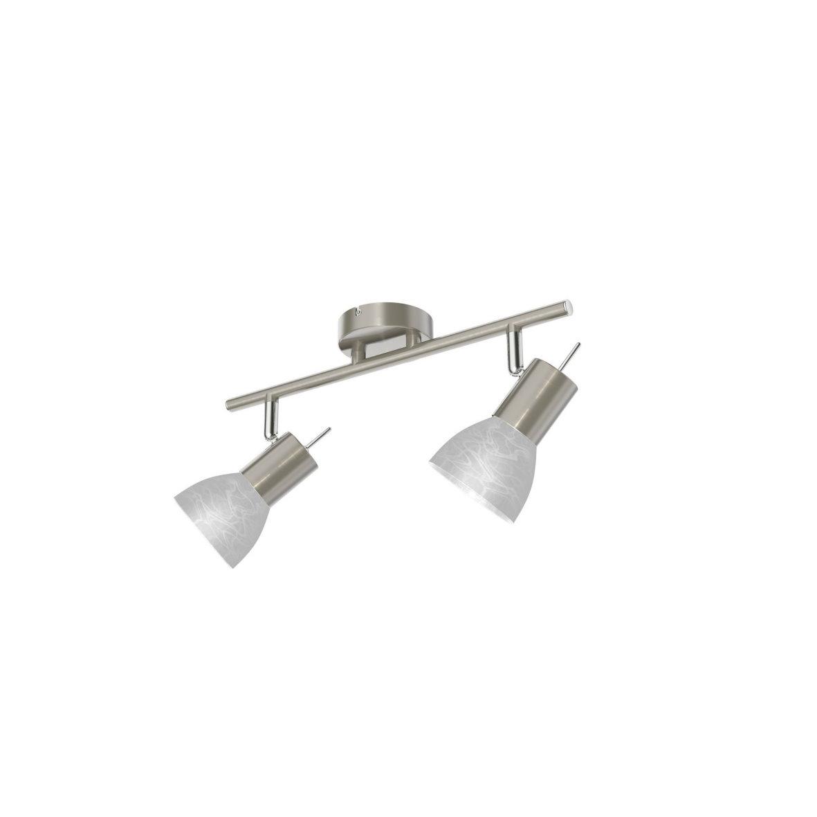 spot strahler matt glas opal deckenlampe wandstrahler. Black Bedroom Furniture Sets. Home Design Ideas