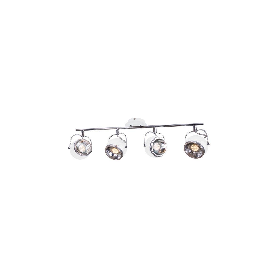 Strahler GU10 Spot Leuchte Lampe Decke Deckenleuchte Tisch ...
