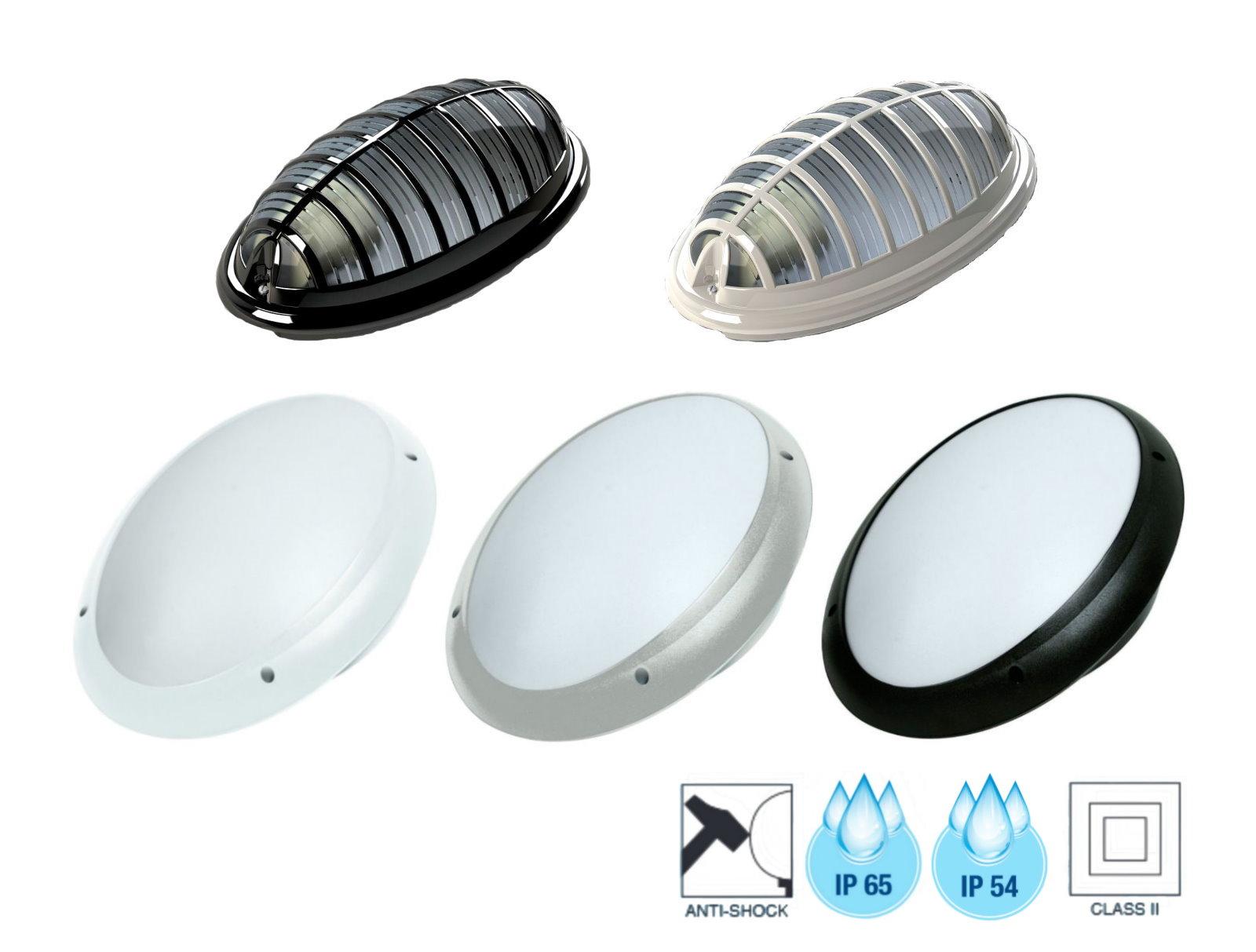 led deckenlampe bewegungsmelder 360 ip44 sensorleuchte feuchtraum aussen bad ebay. Black Bedroom Furniture Sets. Home Design Ideas