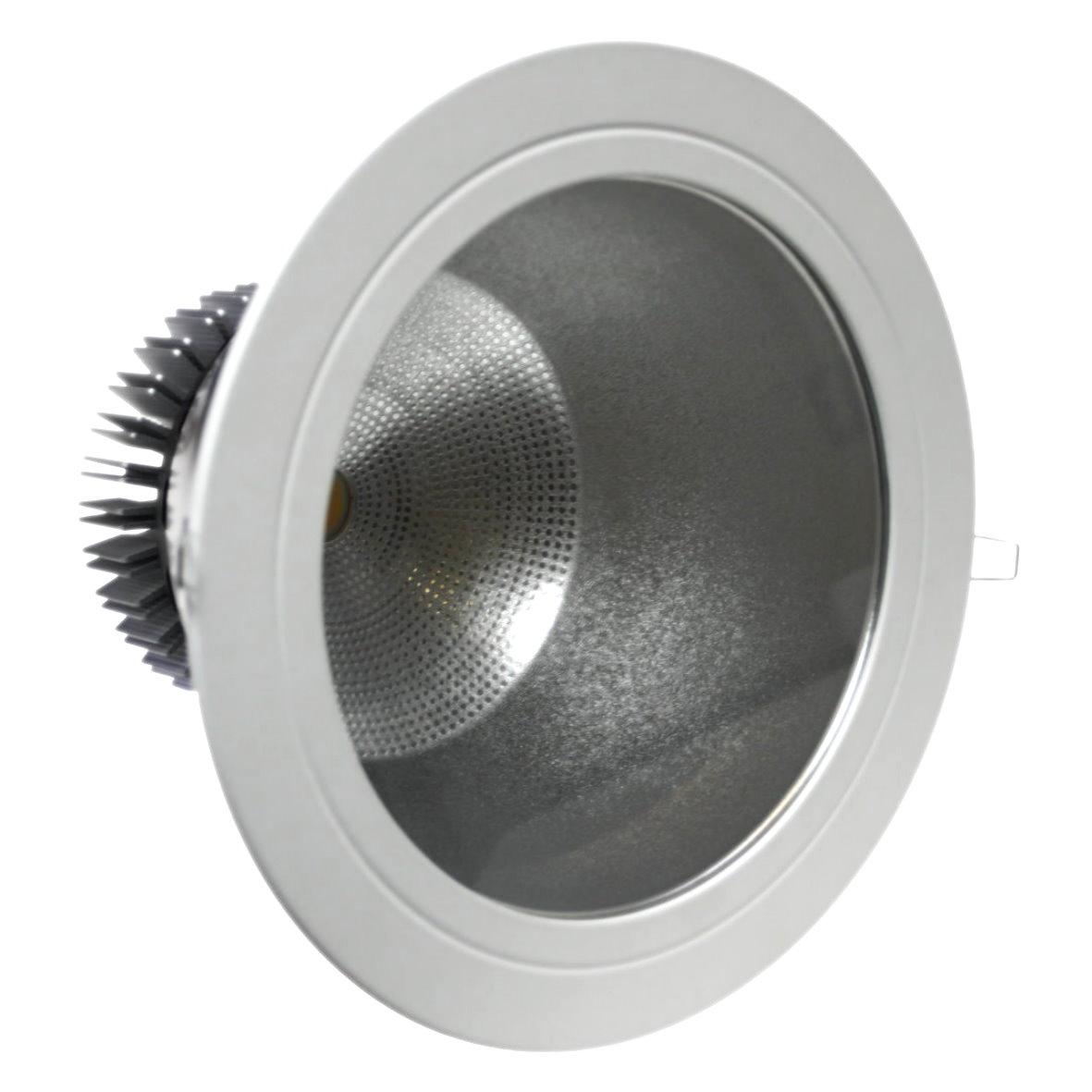 cob led highbay gewerbe industrie einbauleuchte leuchte spot strahler decke lamp ebay. Black Bedroom Furniture Sets. Home Design Ideas