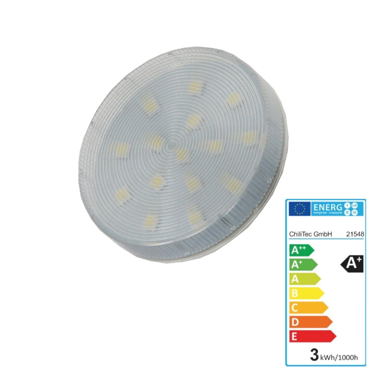 led smd gx53 leuchtmittel spot licht lampe leuchte lamp strahler 230v bis 8 5w ebay. Black Bedroom Furniture Sets. Home Design Ideas