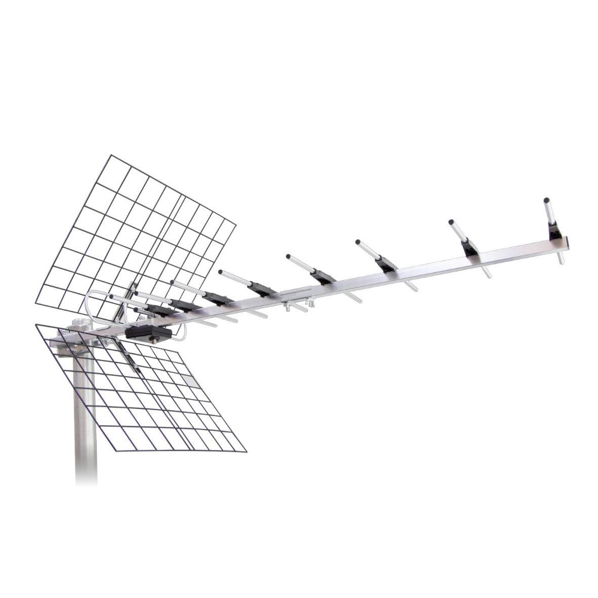 Maximum dvb t antenne amplificateur int rieur ext rieur for Amplificateur antenne interieur