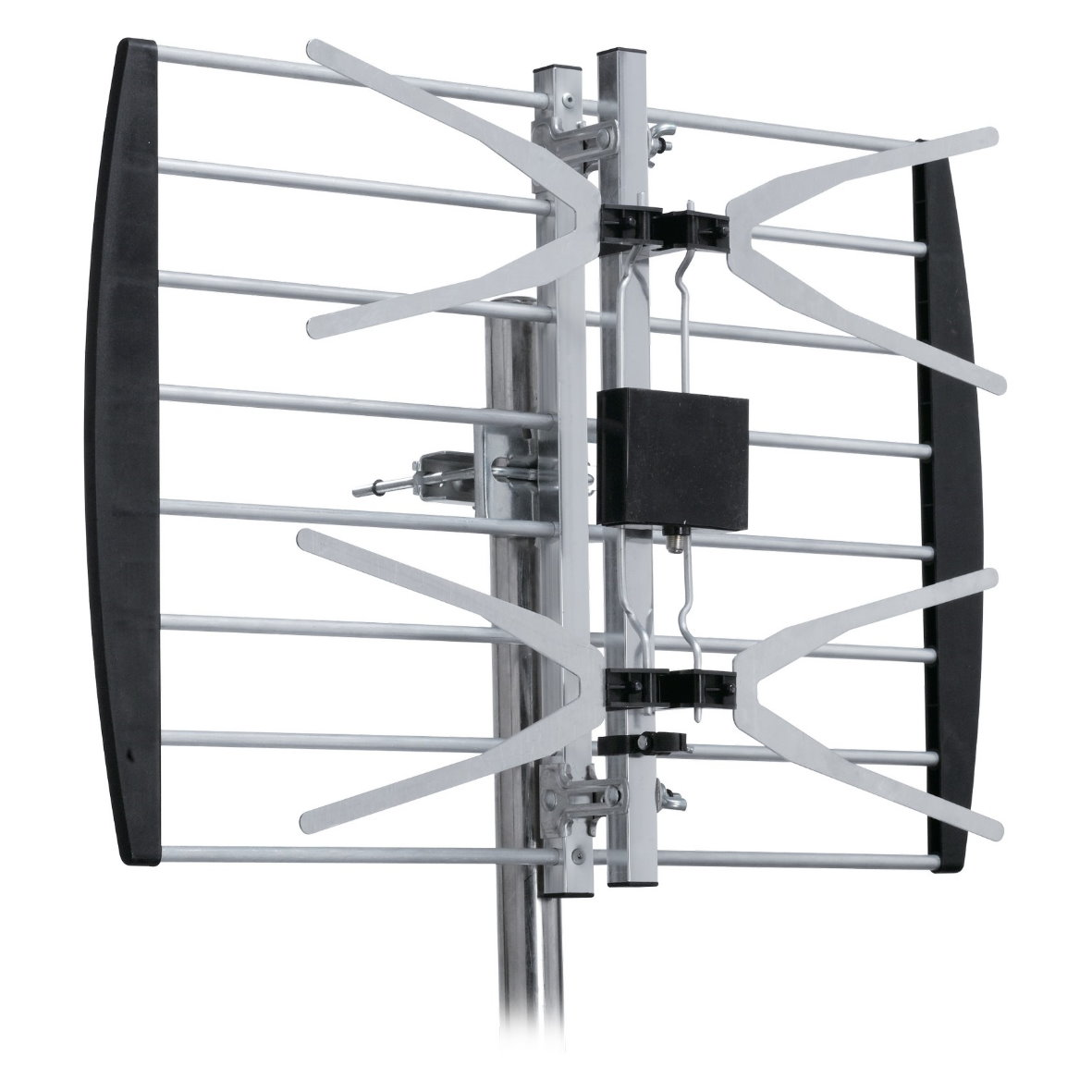 Maximum dvb t antenne amplificateur int rieur ext rieur for Antenne interieur tnt