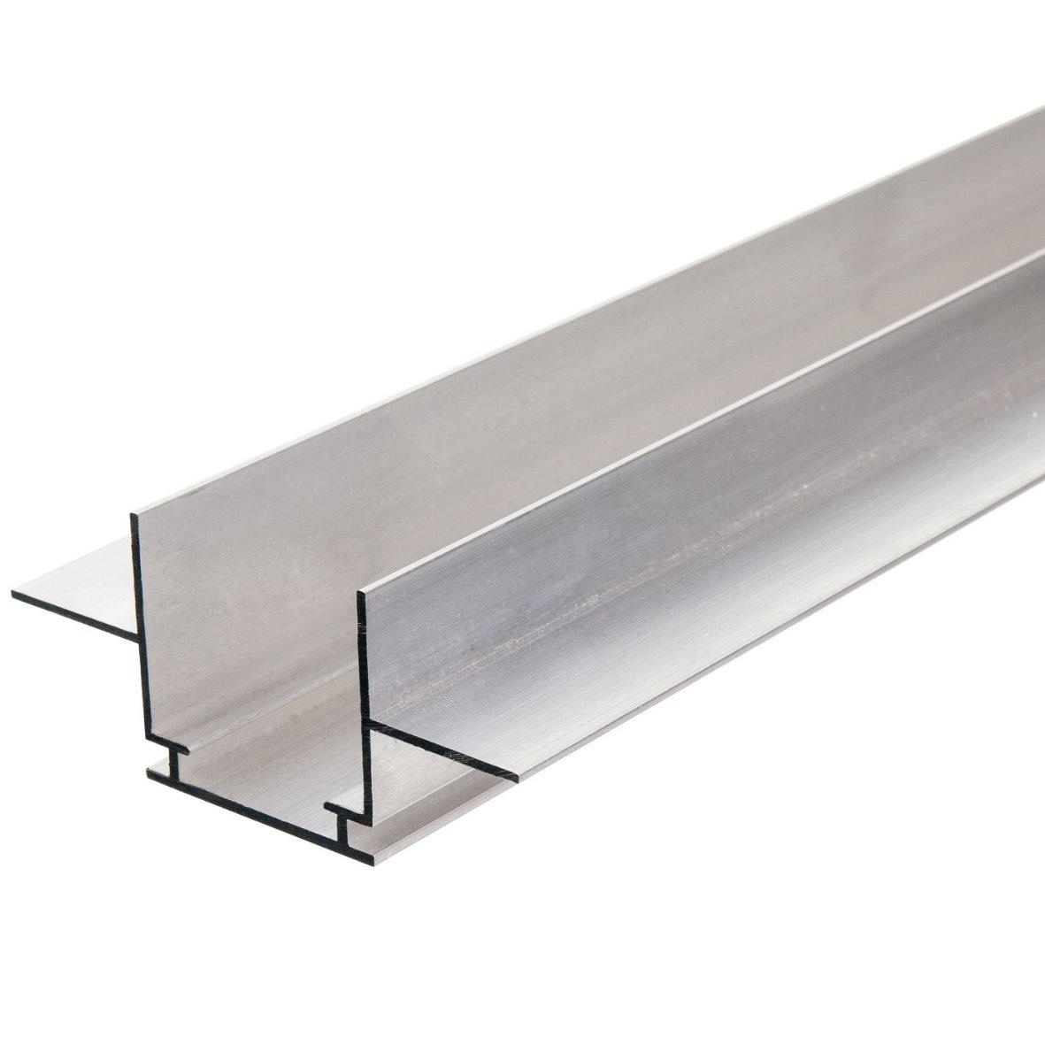 led alu profil aluprofil schiene aluminium strip stripe streifen profilschiene ebay. Black Bedroom Furniture Sets. Home Design Ideas