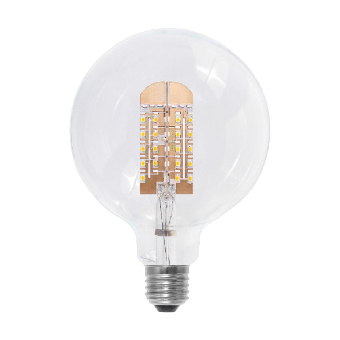 Segula SMD LED Birne Rund E14 E27 Leuchtmittel dimmable ...