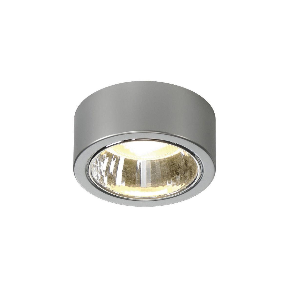 slv deckenleuchte decke leuchte lampe aufbau gx53 rahmen fassung deckenlampe ebay. Black Bedroom Furniture Sets. Home Design Ideas
