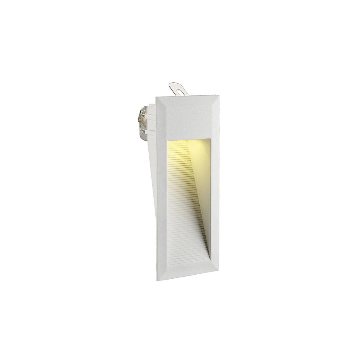 -LED-Wandeinbauleuchte-230V-Aussen-Garten-Leuchte-Spot-Wand-Strahler ...