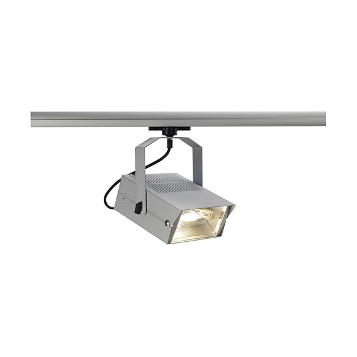slv 3 phasen spot strahler incl adapter leuchte stromschiene schiene 3p 230v ebay. Black Bedroom Furniture Sets. Home Design Ideas