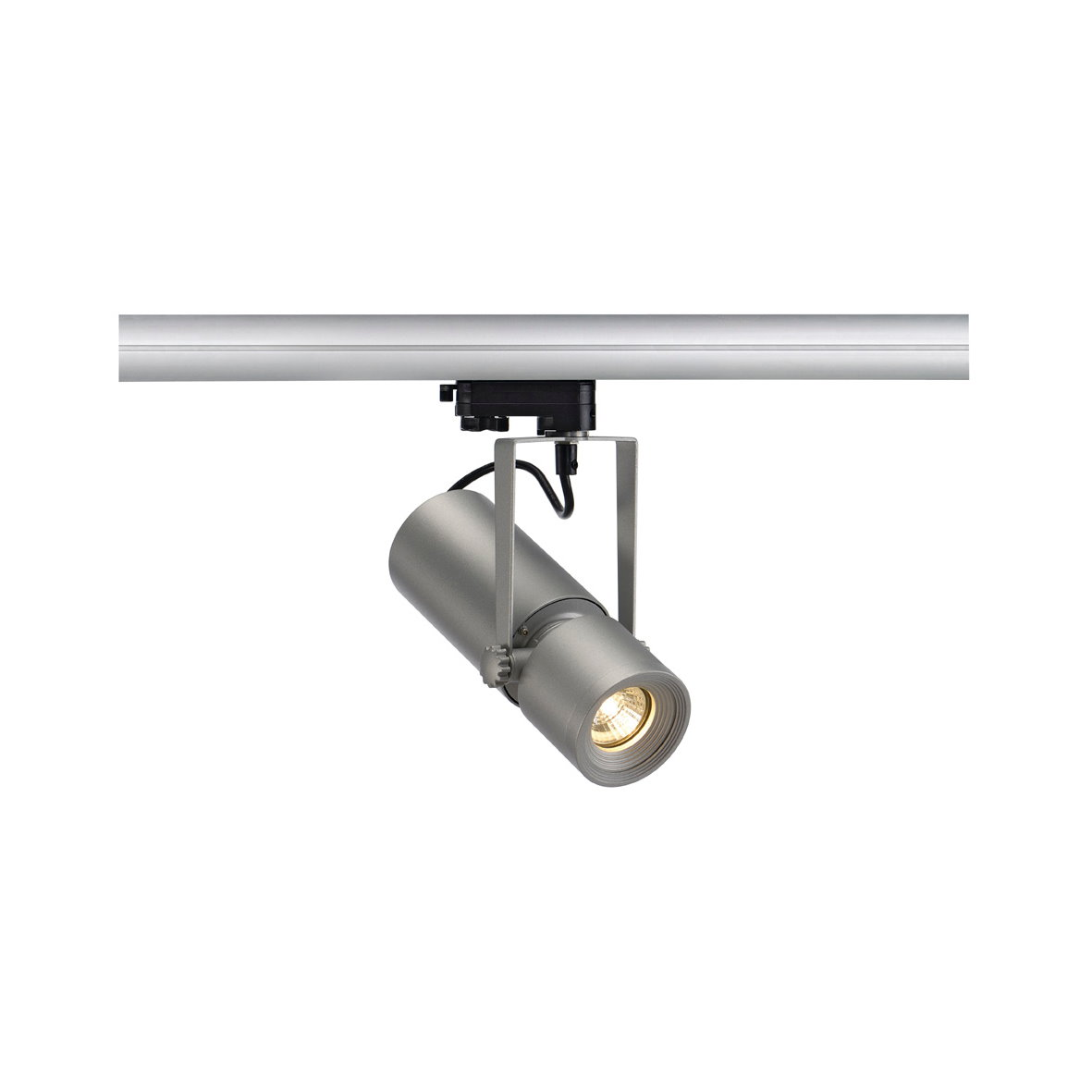 slv 3 phases spot projecteur incl adaptateur clairage lectricit rail rail 3p 230 v ebay. Black Bedroom Furniture Sets. Home Design Ideas