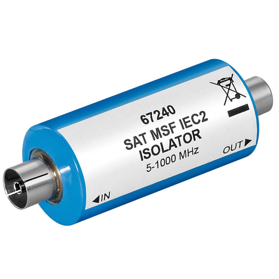 ... -Adapter-Verbinder-Kupplung-Buchse-Cinch-SAT-TV-Antenne-Koax-Kabel