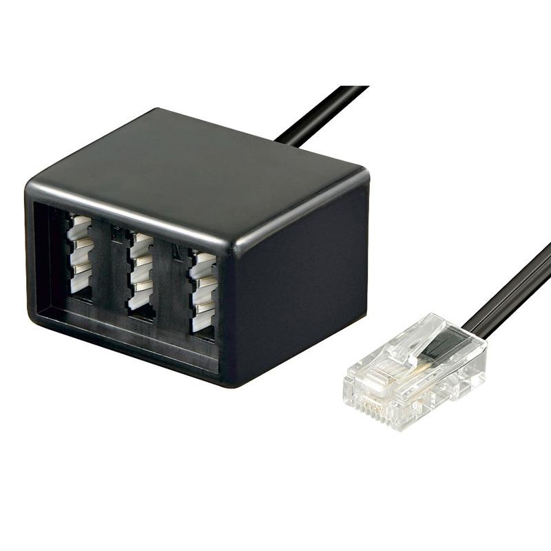 tae telefon rj45 adapter verteiler netzwerk stecker kupplung t adapter splitter ebay. Black Bedroom Furniture Sets. Home Design Ideas
