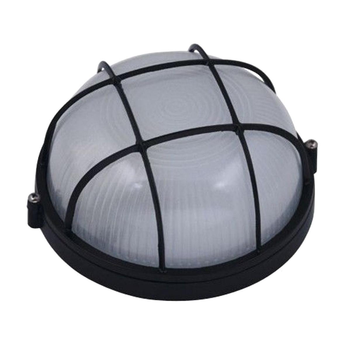 Aluminium sous sol luminaire lampe cave bulkhead ip54 cave for Luminaire exterieur sol