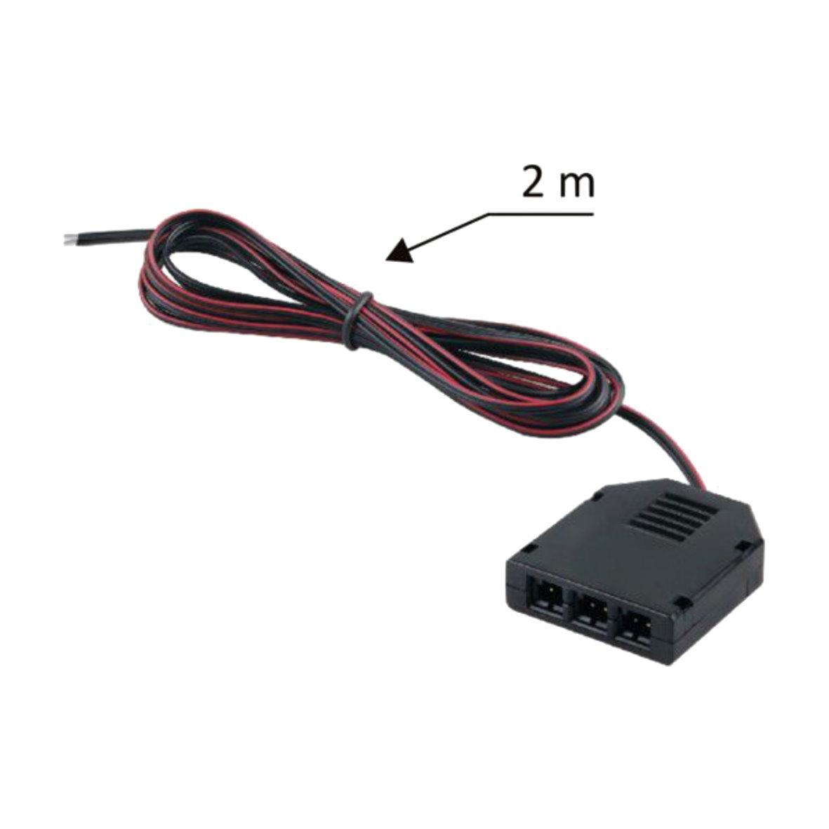 12V LED Mini Stecker Kabel Sensor Buchse Zubehör Kabel Leuchte Lampe ...