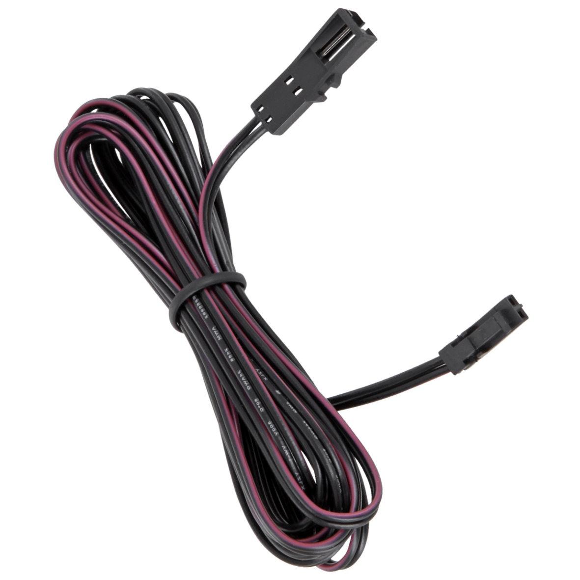 AMP Stecker  und Buchse mit Kabel