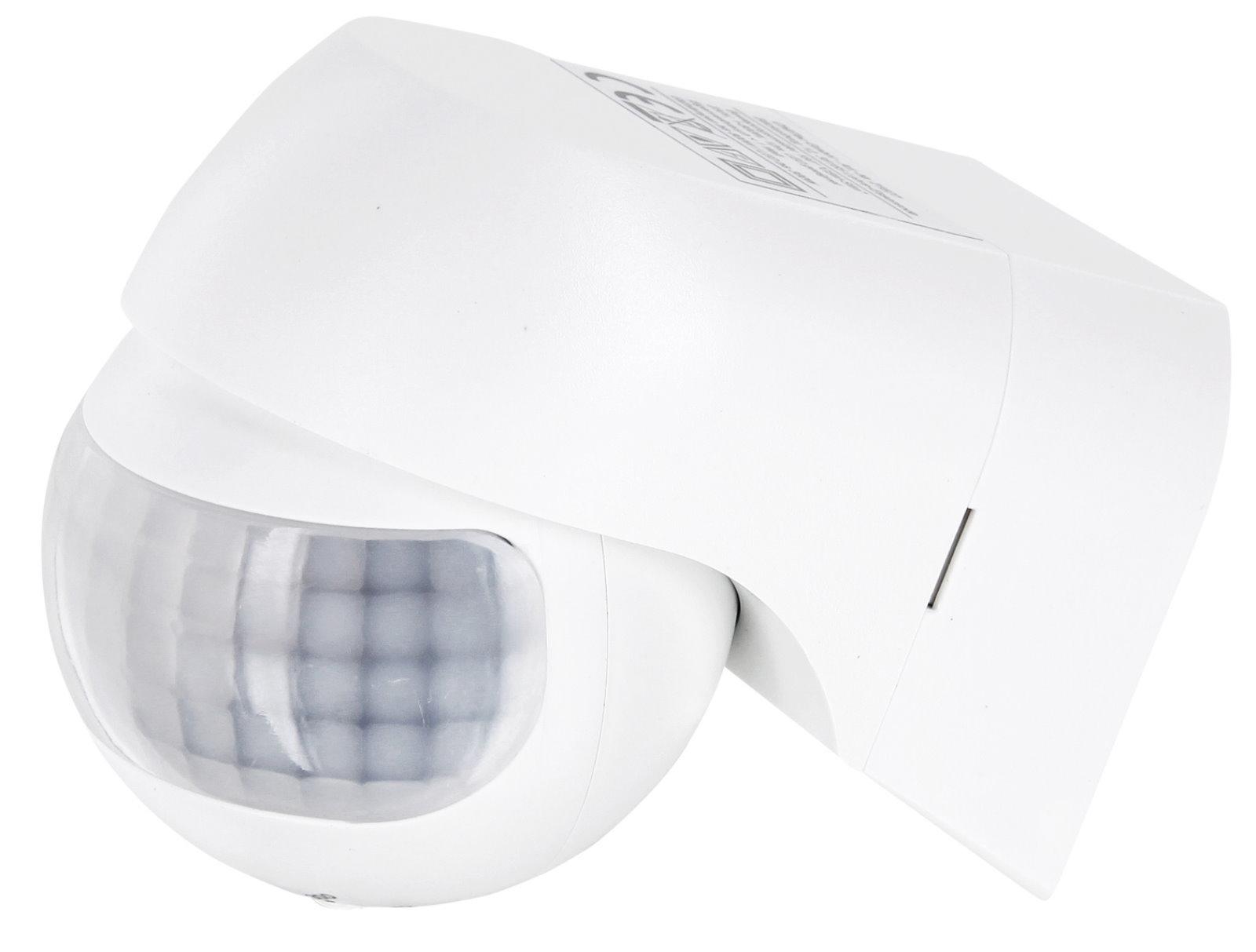 Aufbau IR Mini Bewegungsmelder IP44 - LED geeignet