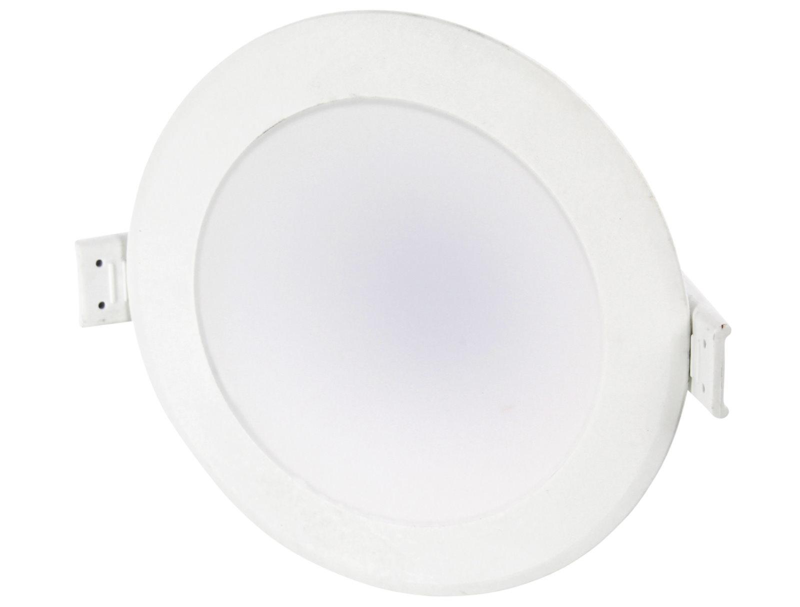 LED Einbaustrahler 10W 230V - 90mm