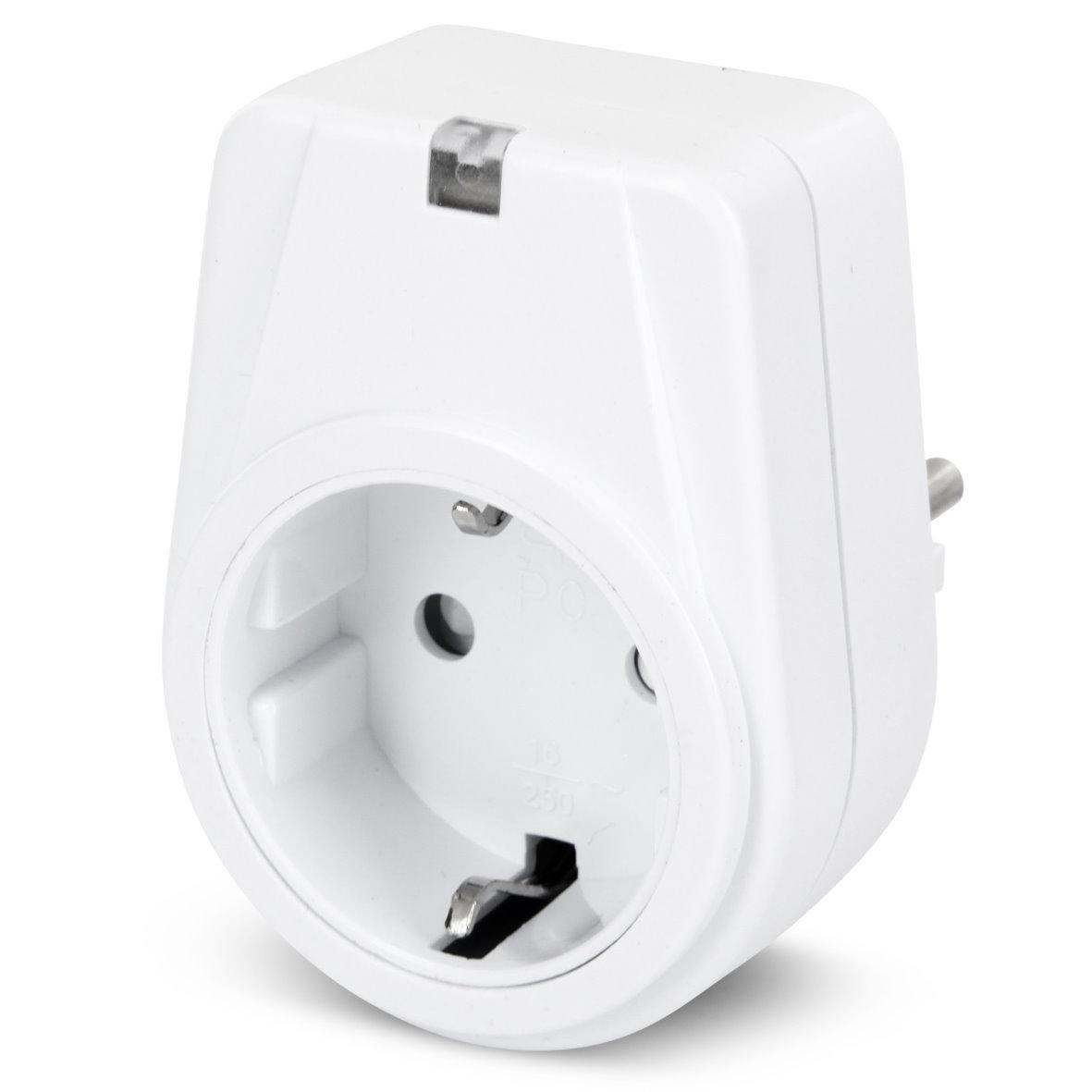 Funkschalter-System-230V-2000W-433Mhz-Funk-LED-Modul-Licht-Taster-Schalter